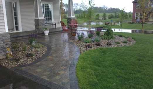 Landscaping for home