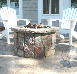 Patio Landscaping in Detroit Lakes
