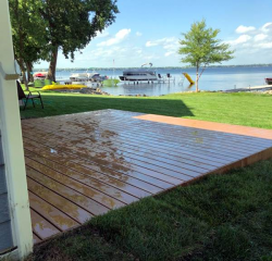 Landscaping Project Pictures - Detroit Lakes, Minnesota