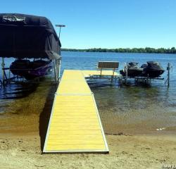 Docks and installation